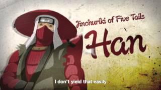 Naruto Shippuden: Ultimate Ninja Storm 3 - Pre-Order Trailer