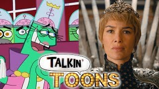 The Fairly OddParents Meet Game of Thrones! (Talkin