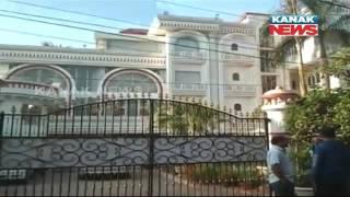 Raid At Mahima Mishra's Residence