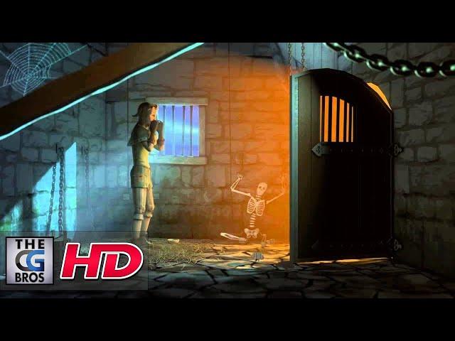"""CGI Animated Shorts : """"Ensecret"""" - from ESMI"""
