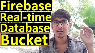 Firebase Real time database bucket tips in hindi Thunkable, kodular, appybuilder. Use Sub-bucket