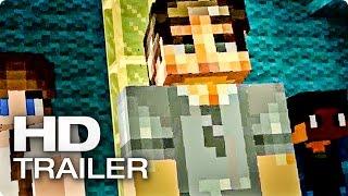 MAZE RUNNER 2 Minecraft Trailer German Deutsch (2015)