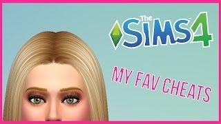 The Sims 4 |  My Fav Cheats