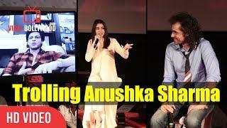 Shahrukh Khan And Imtiaz Ali Trolling Anushka Sharma | Jab Harry Met Sejal Trailer Launch