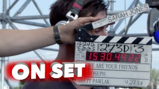 We Are Your Friends: Behind the Scenes Movie Broll - Zac Efron