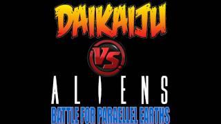 Daikaiju Vs Aliens