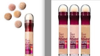 {Review} Maybelline Instant Age Rewind Dark Circle Eraser Treatment with Concealer