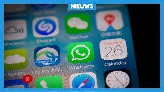 Leeftijd voor WhatsApp gaat naar 16 jaar