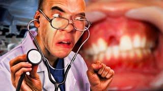 I'M A DENTIST NOW!?   Dental, Eyeball and Eardrum Surgery (FINAL)