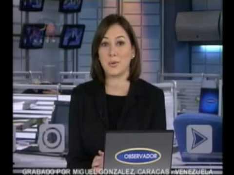 RCTV El Observador Muerte del Ancla Javier García