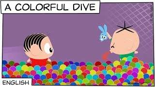 Monica Toy | A Colorful Dive (S05E17)