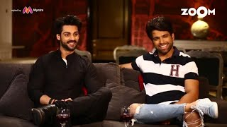 Karan Wahi & Rithvik Dhanjani | zoom Open House With Renil | Uncut