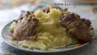 Krompir pire - Video recept