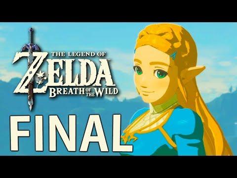 Zelda Breath of the Wild - FINAL ÉPICO!!!!!!! [ Nintendo Switch - Playthrough ]