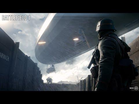 watch Battlefield 1 Official Launch Trailer
