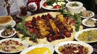 Top 10 Persian Cuisines