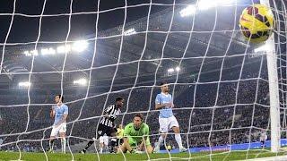 Lazio-Juventus 0-3 - 22/11/2014