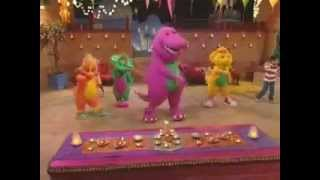 Barney - Colors All Around