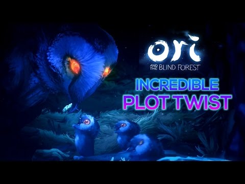 Incredible Plot Twist! - Ori and the Blind Forest Definitive Edition Beautiful Game Moments #18