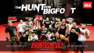 Mark Hunt: The Hunt For Bigfoot - Road To Hunt vs Silva II - UFC 193 - AKA Thailand