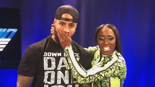 Could Jimmy Uso and Naomi end up teaming with other Superstars at Mixed Match Challenge?