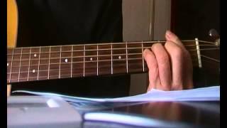 La maladie d'amour a la guitare débutant