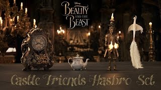 Review Beauty and the Beast Castle Friends Hasbro Set PT- BR