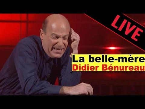 Didier Bénureau Allo Patricia La belle mère Live chez Patrick Sébastien