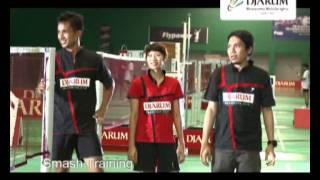 Sarana Latihan - Smash Training