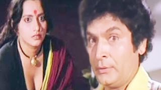 Asrani Watches Cleavage of Hot Lady Servant - Love 86 Scene