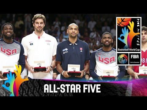 watch All-Star Five - 2014 FIBA Basketball World Cup