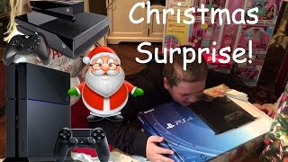 Christmas Surprise Compilation #1 Xbox One And PS4