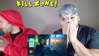 Kill Zone - Donnie Yen vs Wu Jing [REACTION]