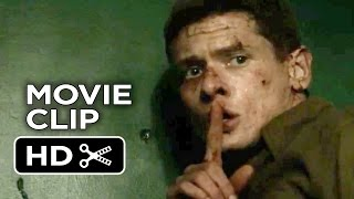 '71 Movie CLIP - Shh (2015) - Jack O'Connell War Movie HD