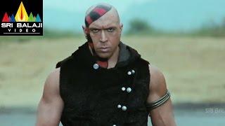 Shakti Movie Artist Daneil's Destruction Scene | Jr.NTR, Ileana, Sonu Sood | Sri Balaji Video