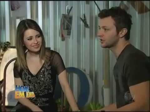 SANDY LEAH  e LUCAS LIMA falam sobre o ep, casamento e filhos com Lucas Lima 31/10/2012
