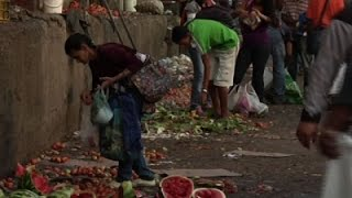 Venezuelans Sort Through Trash as Hunger Mounts