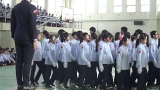 國立竹東高中104學年度高一勵志歌曲比賽_109班