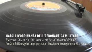 Fanfara dei Bersaglieri - Marcia d'Ordinanza Aeronautica Militare