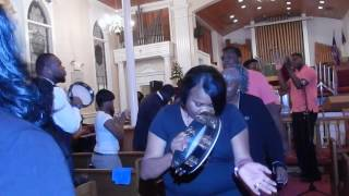 I Came to Tell You - Trinity Baptist Church Inspirational Choir  - SC