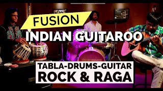 INDIAN GUITAROO (Unbelievable) by Kapil Srivastava, India's Top Guitar Player