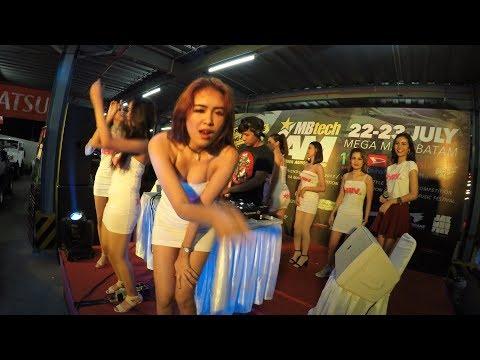 SEXY MODEL AUTOMODIFIED BATAM 2017 | HIN MODEL #1