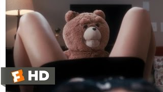 Scary Movie 5 (7/9) Movie CLIP - Girl on Teddy Experience (2013) HD