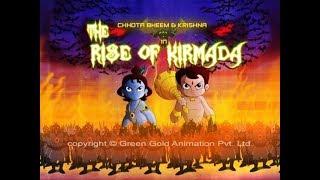 Chhota Bheem and Krishna in Rise of Kirmada Movie.