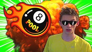 8 Ball Pool Funny Moments - The New Day