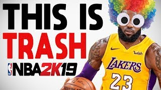 NBA 2K19 Now Has UNSKIPPABLE Ads IN THE GAME