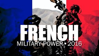 ✪ French Military power • 2016 ✪
