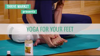 How to Give Yourself a Foot Reflexology Massage
