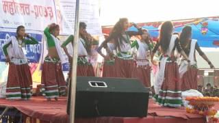 tharu dance maghi poragaram 2073 butwal