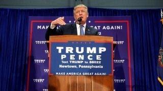 Fox News poll: Trump wins veterans by 17 points